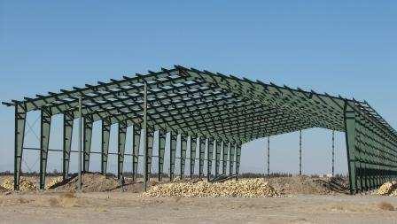دانلود طرح توجیهی تولید سازههای فلزی - طرح توجیهیundefined