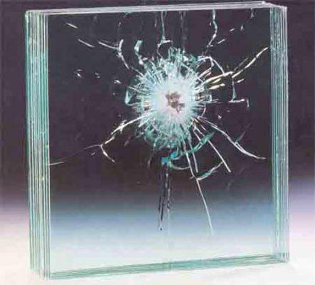 طرح کسب و کار زودبازده تولید شیشه ضد گلوله