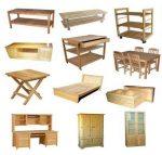طرح توجیهی تولید میز و صندلی و کمد از جنس چوب پلاستیک