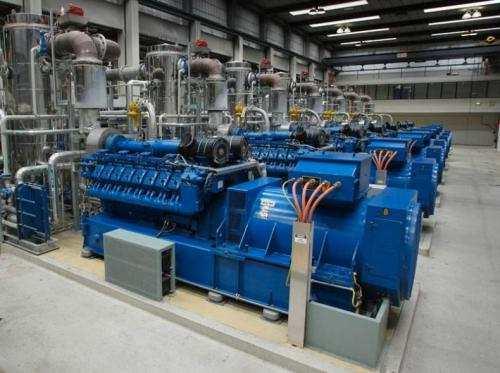 طرح توجیهی تاسیس نیروگاه گازی CHP