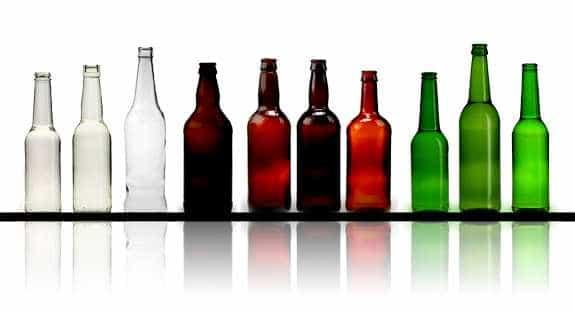 طرح توجیهی تولید بطری از خرده شیشه